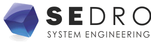 Logo der Fa. SEDRO System Engineering